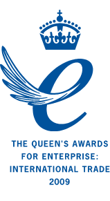 The Queens award for enterprise
