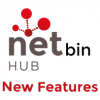 NEW netBin features