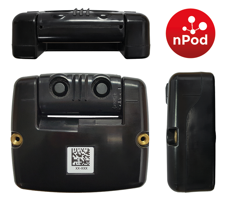 nPod fill level monitor